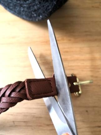 Couper ceinture